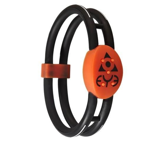 Mosquito Repellent Sports Band - Orange (Large)