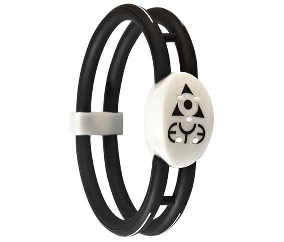 Mosquito Repellent Sports Band - White