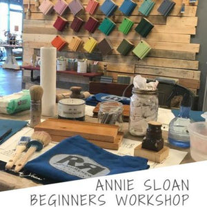 Annie Sloan Beginners Workshop