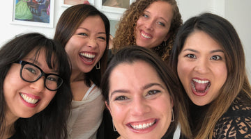 Galentine's Day with Christina Choi Cosmetics!