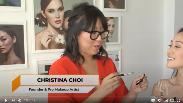 Christina Choi Cosmetics - Youtube