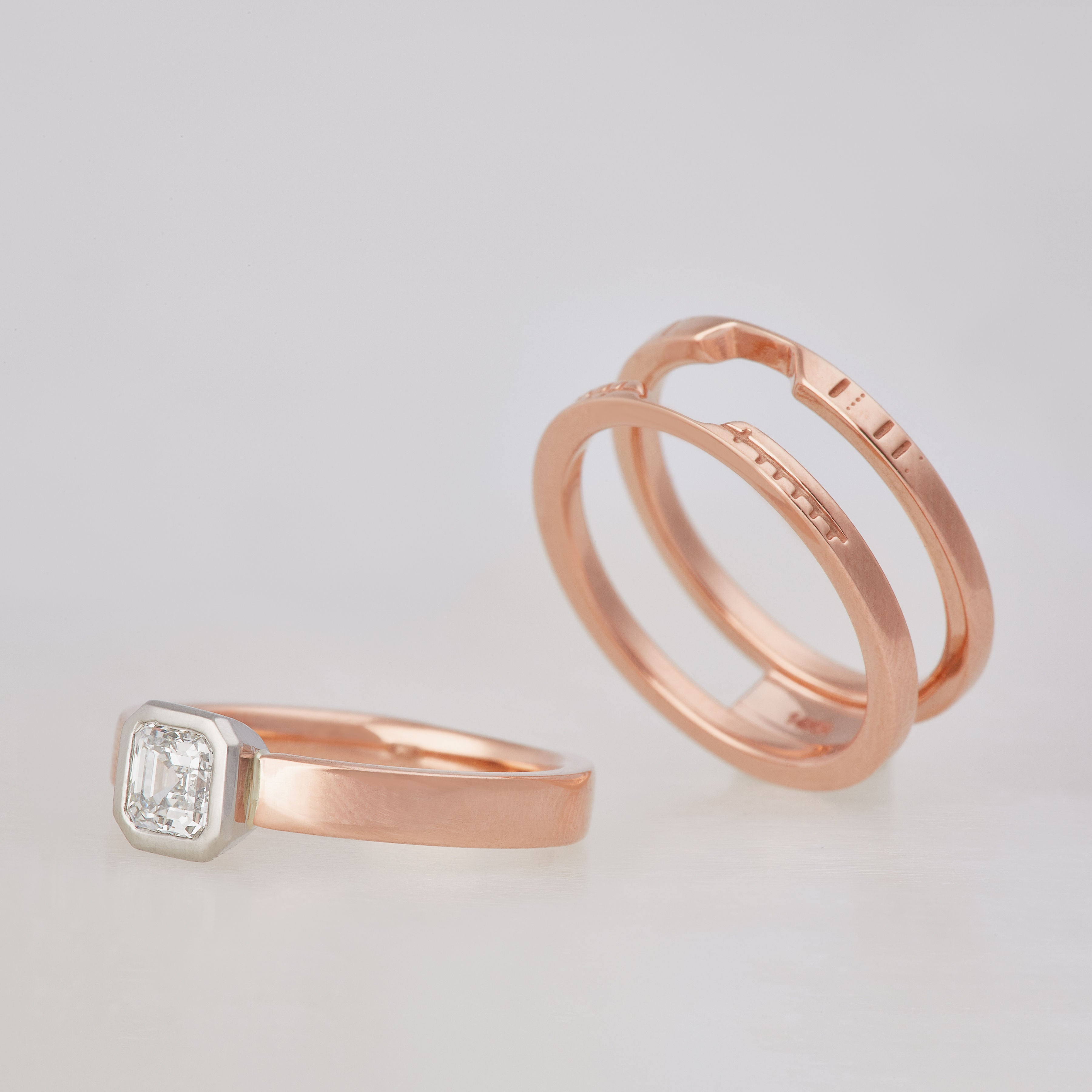 [Pic of Wedding Bands]