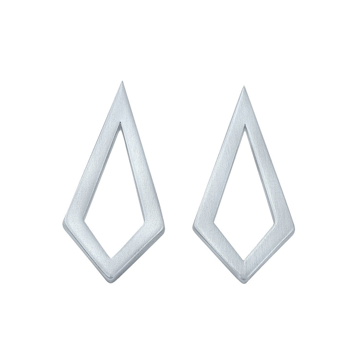 Cometa Menuda Earrings - Silver
