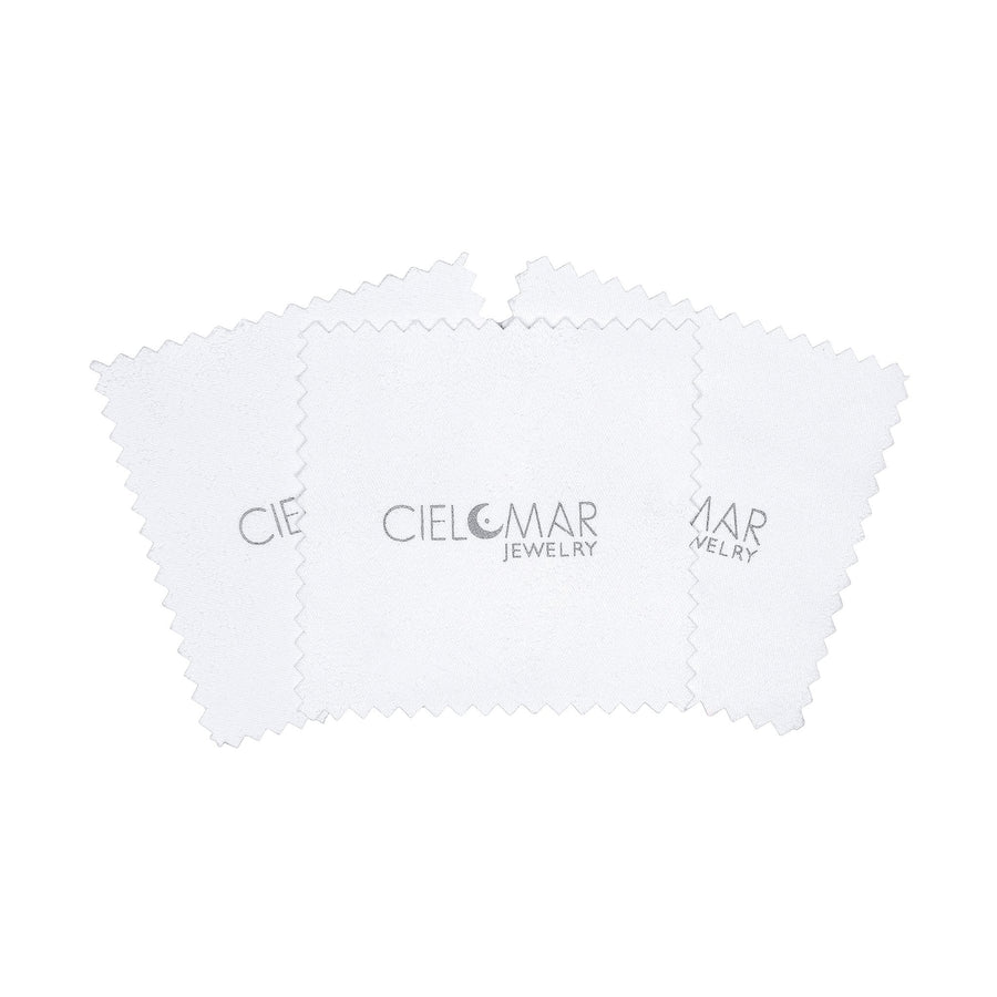 Cielomar Jewelry treated jewelry polishing cloth