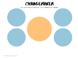 Free: 4 ChangeMaker Graphic Organizers | Download Now