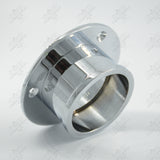 Polished Chrome Fixed End Socket