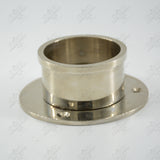 Polished Nickel 2 Piece Unscrewing End Socket