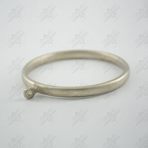 "Type ""16"" Solid Brass Rings"