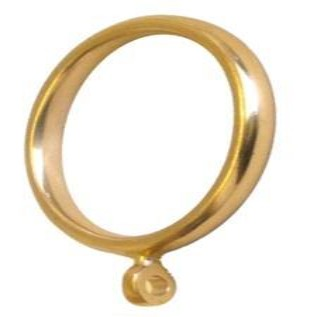 Polished Brass Rings