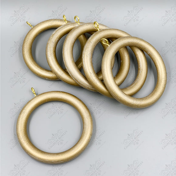 Wooden Rings 65mm