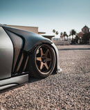 370Z RS1 VENTED FENDERS