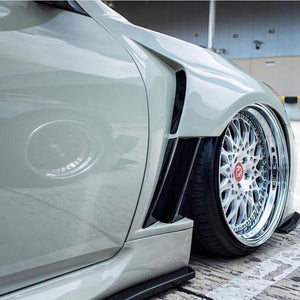 G37 Wide Vented Fenders (+12MM)