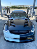 G35 Coupe Slayer Hood