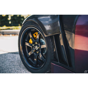 350Z RS2 WIDE FENDERS (+12MM) - ZAKUSTECH