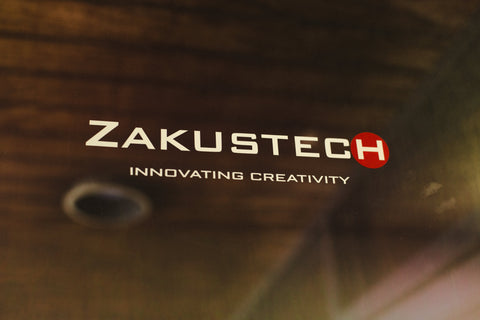 ZAKUSTECH V1 Side Window Decal