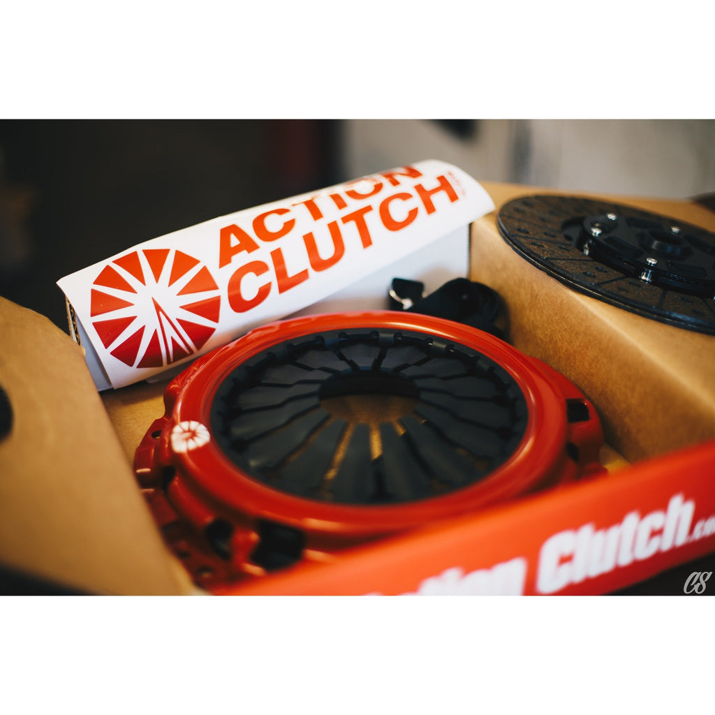 ACTION CLUTCH STAGE 1 | 2 | 3 - ZAKUSTECH
