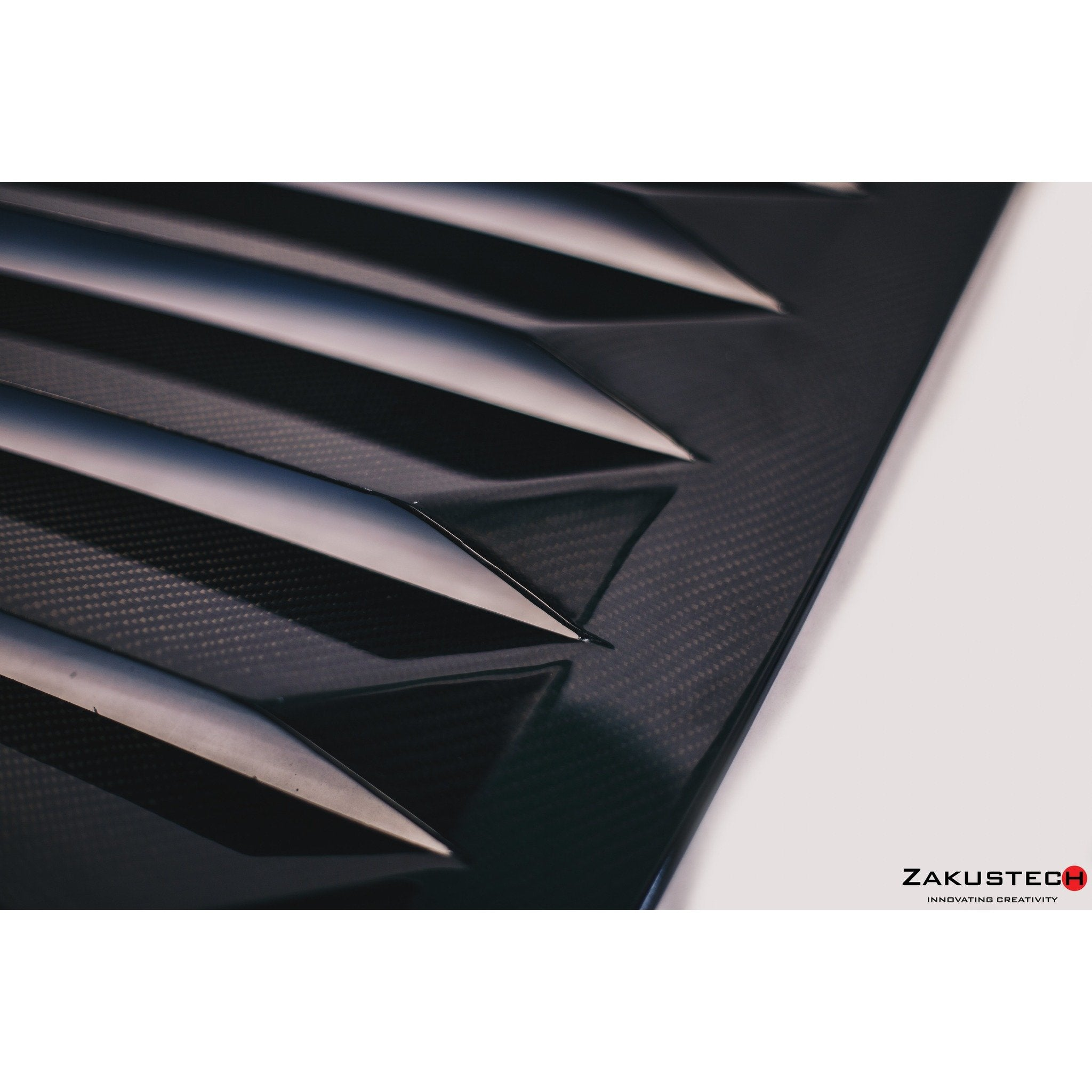 Scion TC2 Carbon Fiber Louvers