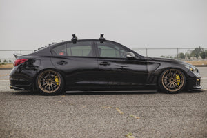 RS50 Vented Fenders