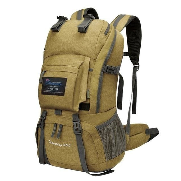 Mochila impermeable 40L - Backpacker street