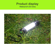 UY Outdoor LED Camping Light And Power Bank For Phone - Backpacker street