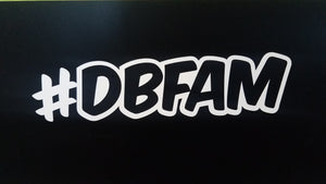 #DBFAM Sticker