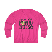 One Loved Nurse - Unisex French Terry Crew