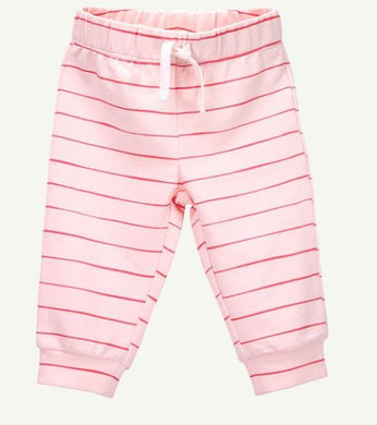 Pink Stripe Pant - Rosey Cheeks Children's Boutique