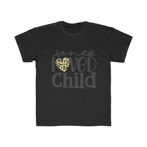 One Loved Child Leopard Tee