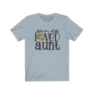 One Loved Aunt Leopard