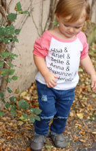 Princess and Me Shirt - Rosey Cheeks Children's Boutique