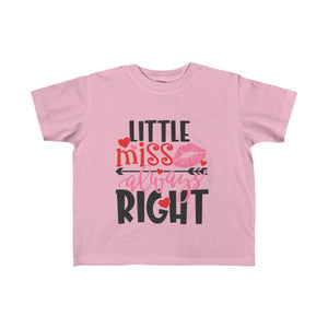 Little Miss Right Tee