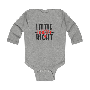 Mister Right Baby Bodysuit