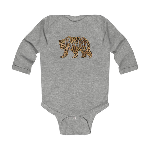 Baby Bear Cheetah Bodysuit