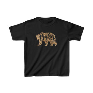 Baby Bear Cheetah Kids Tee