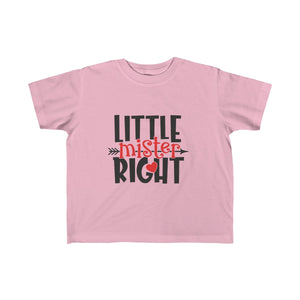 Little Mister Right Tee