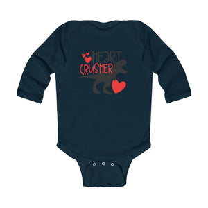 Heart Crusher Baby Bodysuit