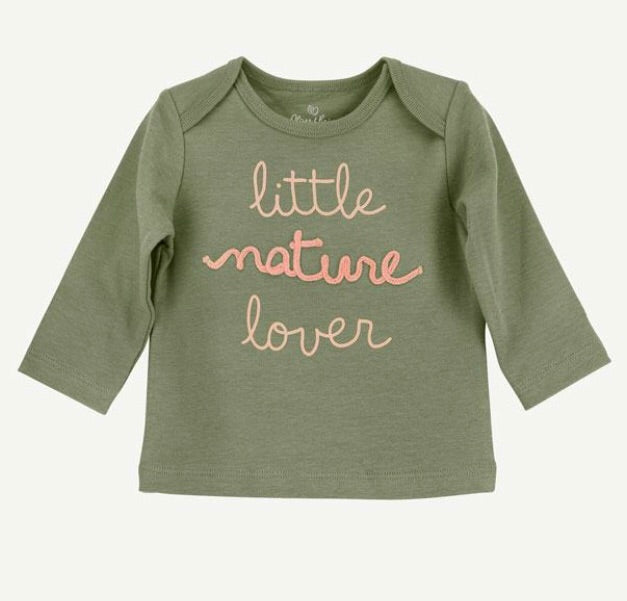 Little Nature Lover Tee - Rosey Cheeks Children's Boutique