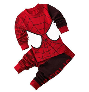 Spiderman Pajamas