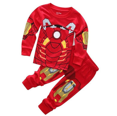 Ironman Pajamas