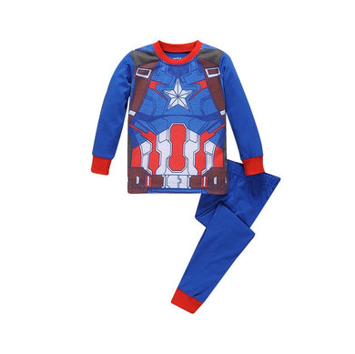 Captain America Pajamas