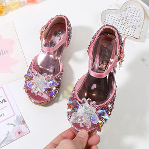 Girls Princess Slippers