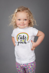 Too Cute To Pinch Tee