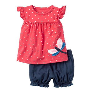 Girls Dragonfly Set