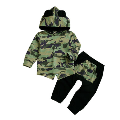 Camouflage Sweatsuit