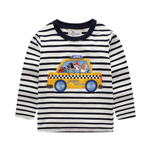 Taxi Long Sleeve