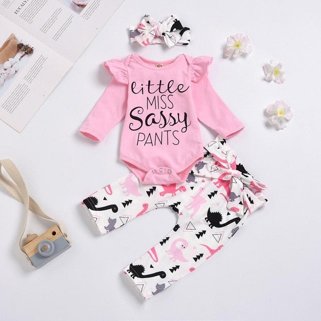 Little Miss Sassy Set