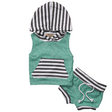 Logan Sleeveless Set - Rosey Cheeks Children's Boutique