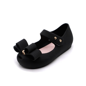 Mini Melissa Bow Shoes