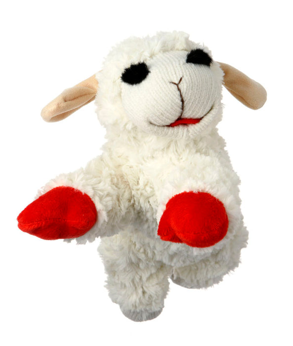 MultiPet Lamb Chop Dog Toy