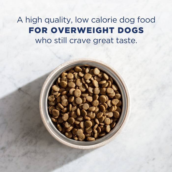 Natural Balance Fat Dogs Low Calorie Dry Dog Food